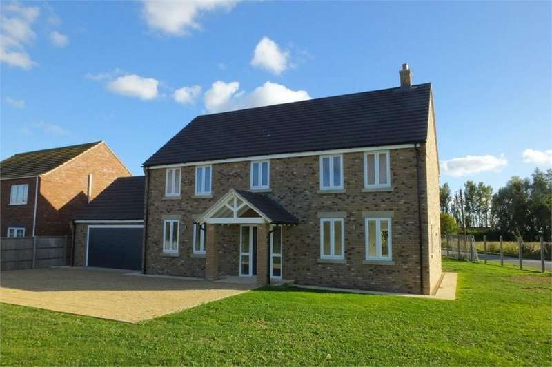 4 Bedrooms Detached House for sale in Swineshead Road, Frampton Fen, Boston, Lincolnshire
