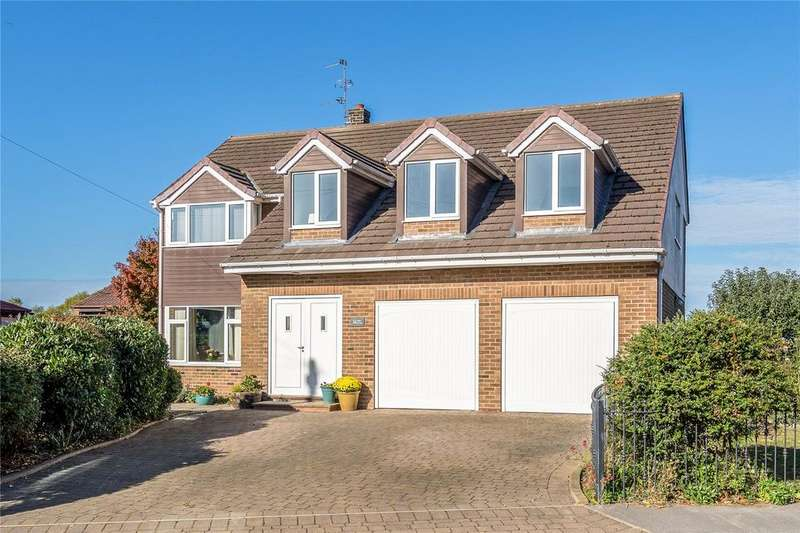 4 Bedrooms Detached House for sale in Main Street, Allerton Bywater, Castleford, West Yorkshire