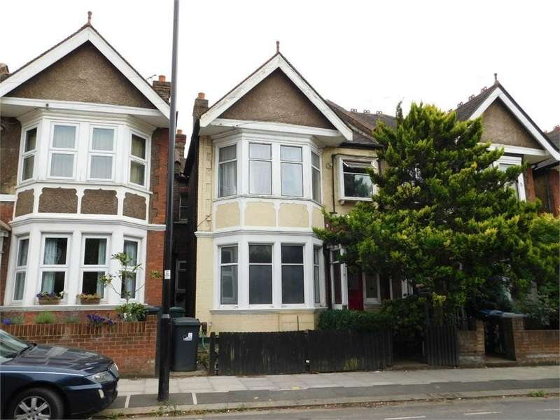 2 Bedrooms Flat for sale in Drayton Bridge Road, Hanwell, London