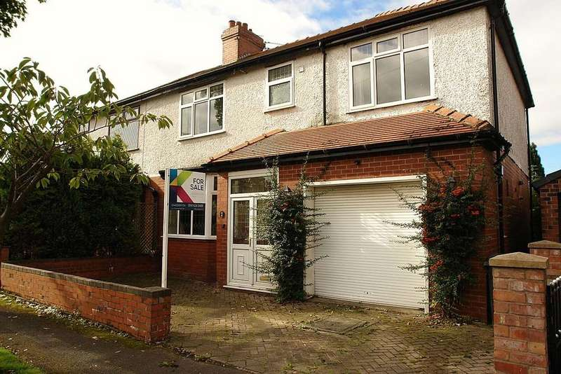 4 Bedrooms Semi Detached House for sale in Meadow Lane, Oldham