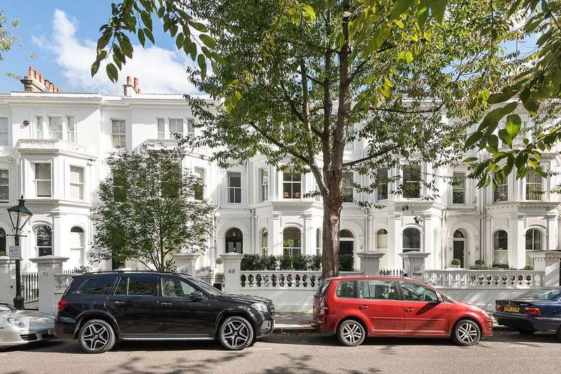 5 Bedrooms Terraced House for sale in Palace Gardens Terrace, Kensington, London