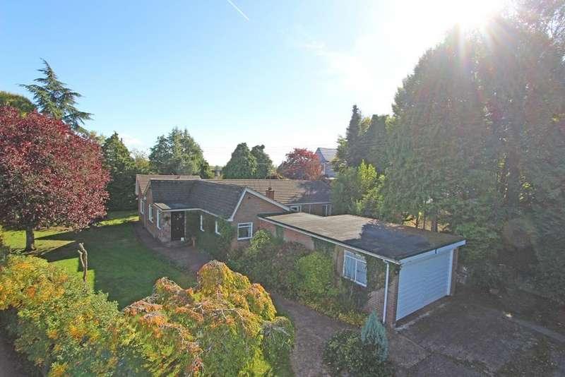 4 Bedrooms Detached Bungalow for sale in Five Bridges, Cullompton, EX15