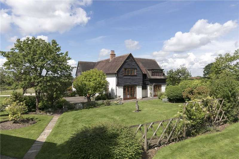4 Bedrooms Detached House for sale in Mill Lane, Lowsonford, Henley-in-Arden, Warwickshire, B95