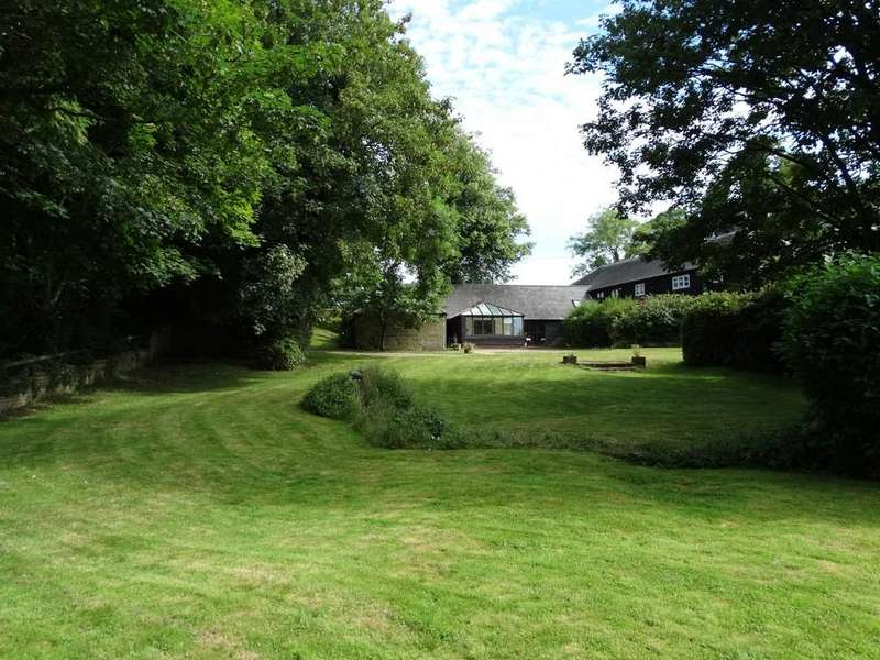 4 Bedrooms Barn Conversion Character Property for sale in Hawkhurst, Kent