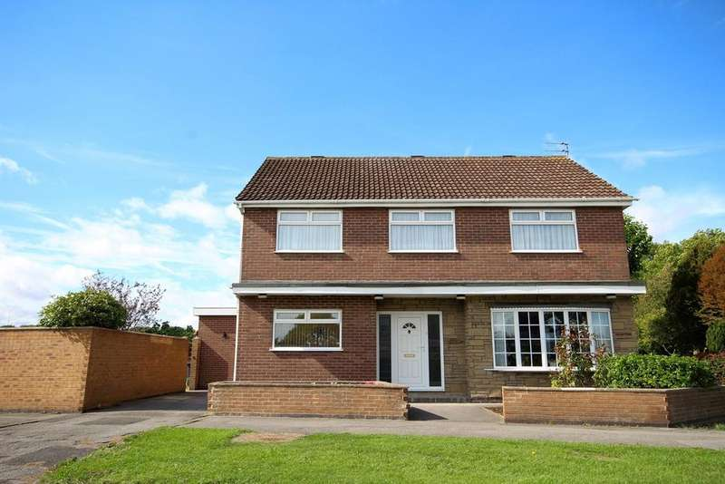 4 Bedrooms Detached House for sale in Springhead Avenue, Hull, HU5
