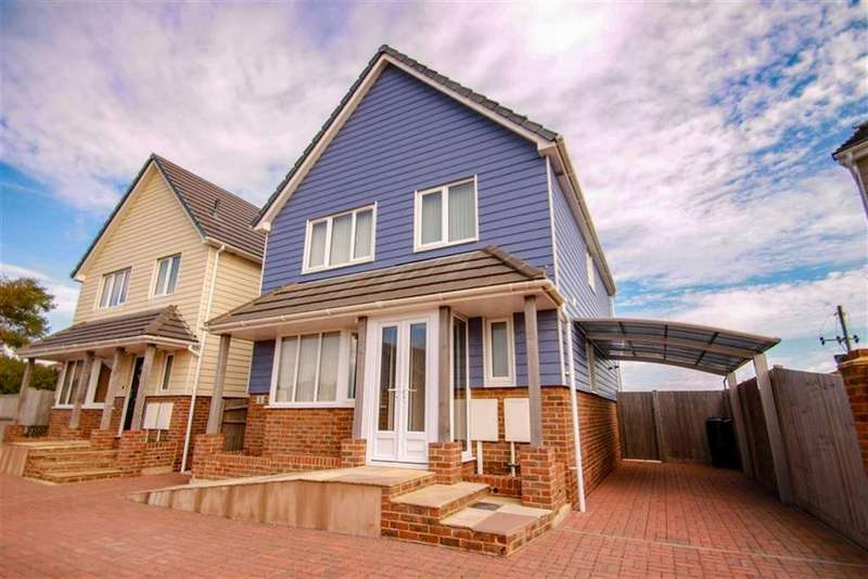 3 Bedrooms Detached House for sale in Amsterdam Way, St Leonards-on-sea, East Sussex
