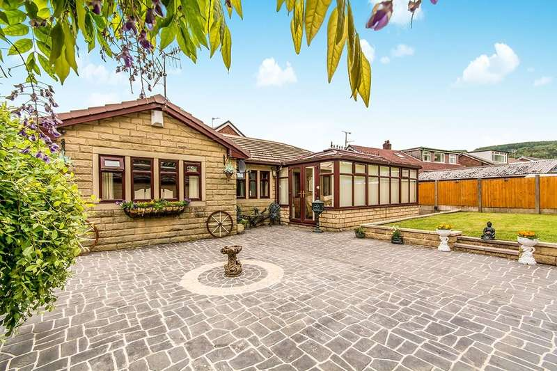 2 Bedrooms Detached Bungalow for sale in George Street, Shaw, Oldham, OL2