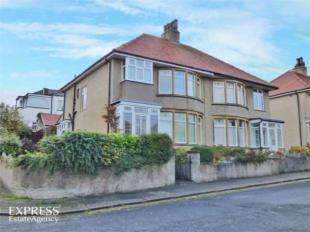 3 Bedrooms Semi Detached House for sale in Knowlys Drive, Heysham, Morecambe, Lancashire