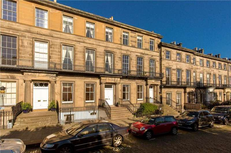 6 Bedrooms Terraced House for sale in Regent Terrace, Edinburgh, Midlothian, EH7