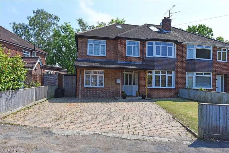 4 Bedrooms Semi Detached House for sale in Boundary Close, Tilehurst, Reading, Berkshire, RG31
