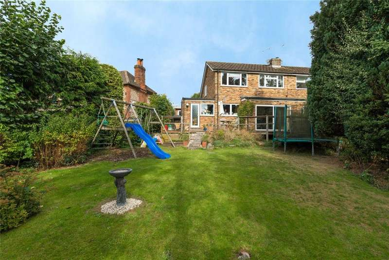 4 Bedrooms Semi Detached House for sale in The Larchlands, Penn, Buckinghamshire, HP10