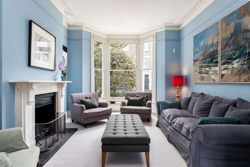 5 Bedrooms Terraced House for sale in Applegarth Road, Brook Green, London, W14