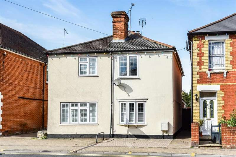 2 Bedrooms Semi Detached House for sale in High Street, Crowthorne, Berkshire RG45 7AZ