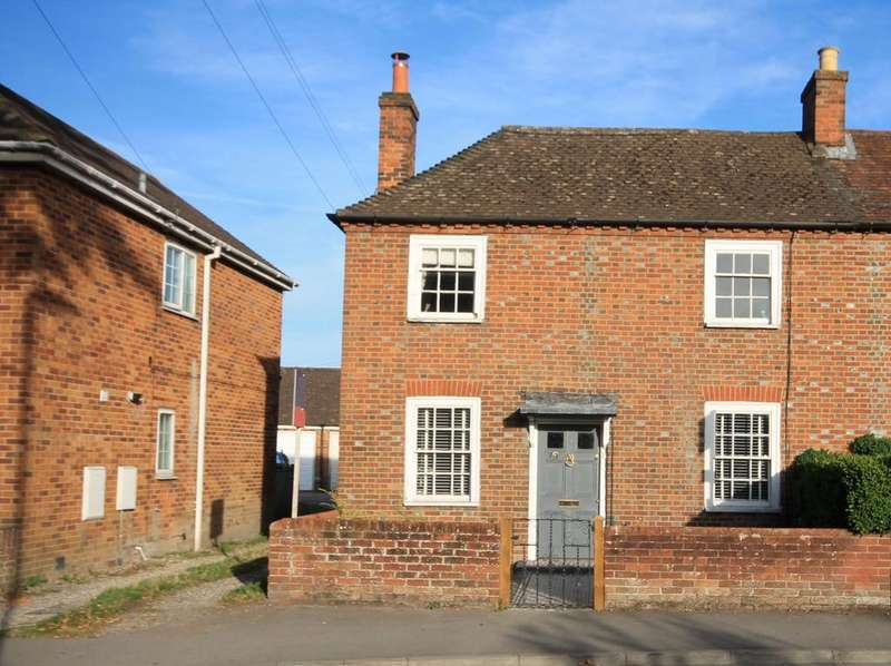 2 Bedrooms End Of Terrace House for sale in Shaw Road, Newbury, RG14