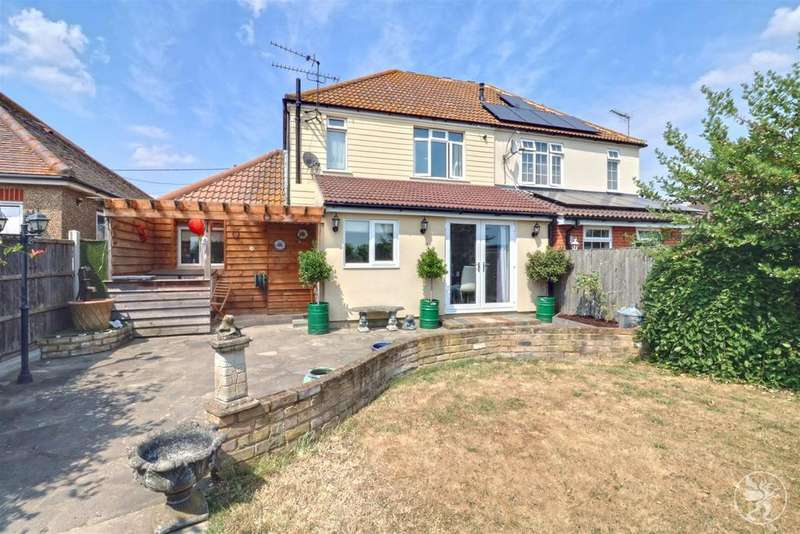 3 Bedrooms Semi Detached House for sale in Muckingford Road, West Tilbury, Tilbury