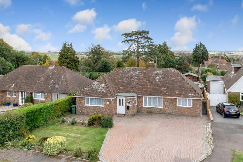 3 Bedrooms Detached Bungalow for sale in Rye, East Sussex
