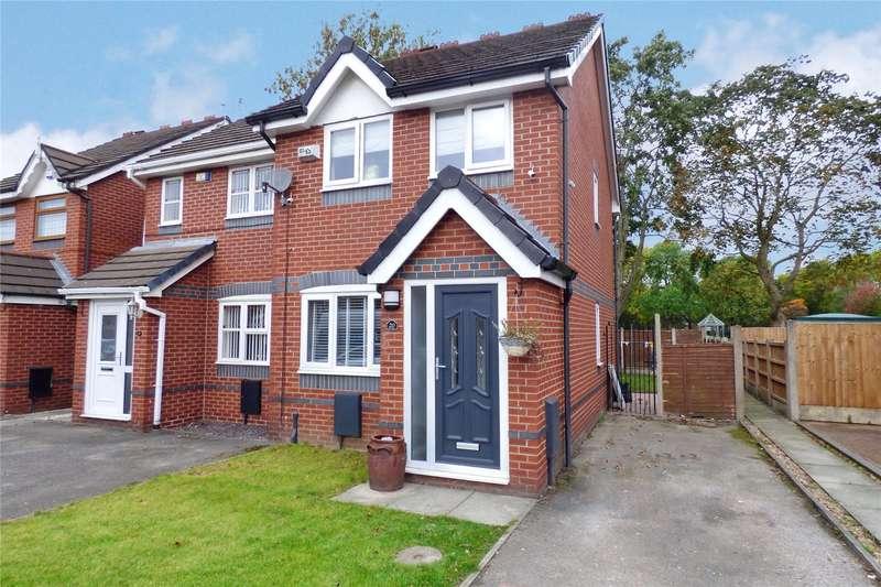 2 Bedrooms Semi Detached House for sale in Ravenoak Drive, Failsworth, Manchester, M35