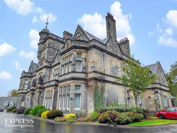 2 Bedrooms Flat for sale in Orchard Grove, Leven, Fife