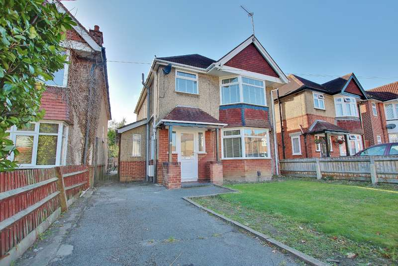 3 Bedrooms Detached House for sale in Luccombe Road, Upper Shirley , Southampton