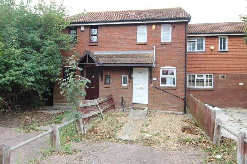 2 Bedrooms Terraced House for sale in Dunnock Road, London