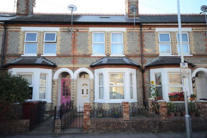 3 Bedrooms Terraced House for sale in Radstock Road, Reading