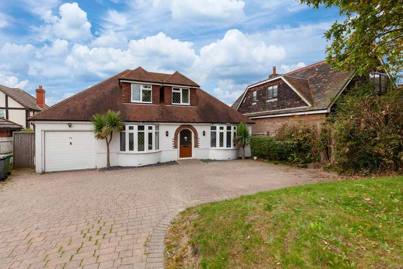 4 Bedrooms Detached House for sale in Ninfield Road, Bexhill-on-Sea