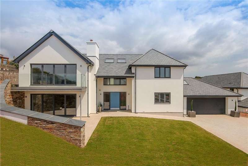 5 Bedrooms Detached House for sale in Thurlestone, Devon, TQ7