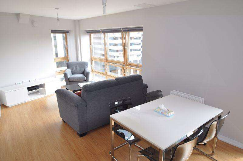 2 Bedrooms Apartment Flat for sale in Broad Weir, Bristol