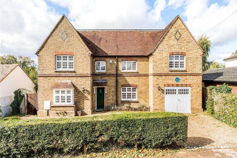 6 Bedrooms Detached House for sale in Church Road, Harlington, Dunstable, Bedfordshire, LU5