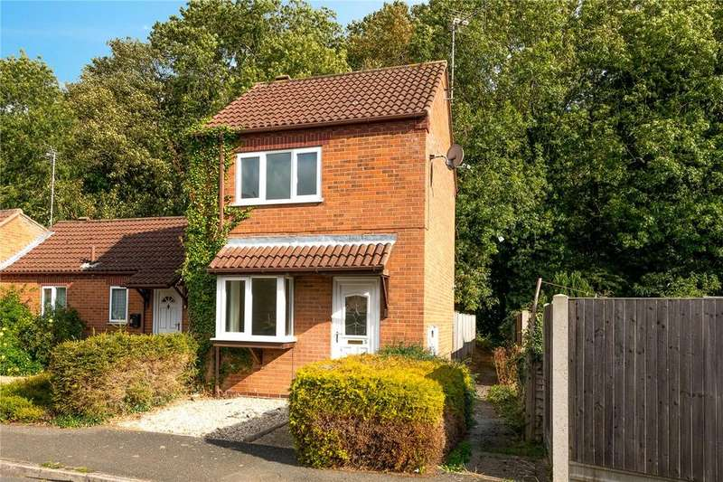 2 Bedrooms Semi Detached House for sale in Summerfield Drive, Sleaford, Lincolnshire, NG34