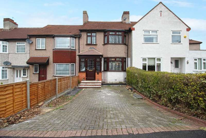 3 Bedrooms Terraced House for sale in Bastion Road London SE2