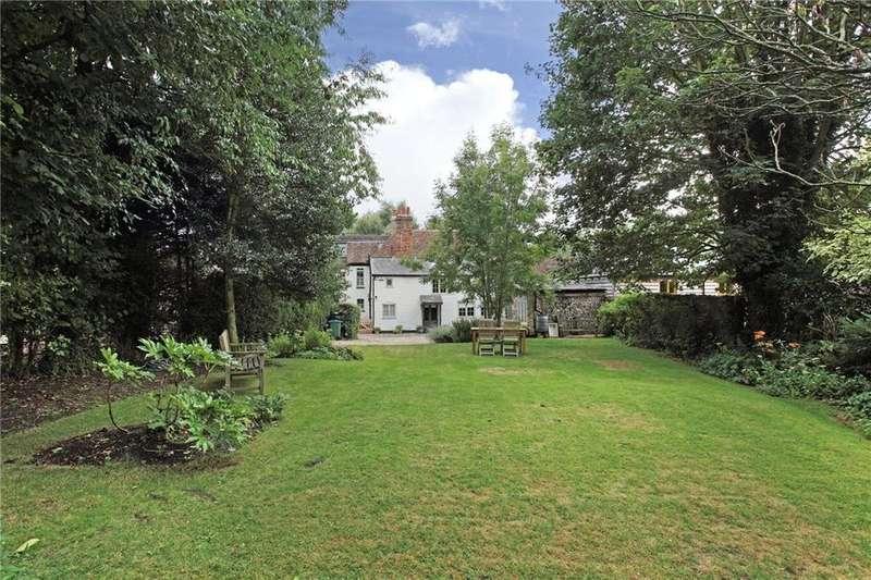 5 Bedrooms Semi Detached House for sale in Church Street, Shoreham, Kent, TN14