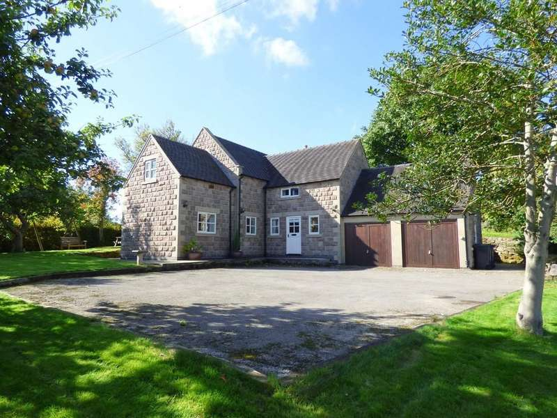 4 Bedrooms Detached House for sale in Salts Lane, Wootton, Ashbourne