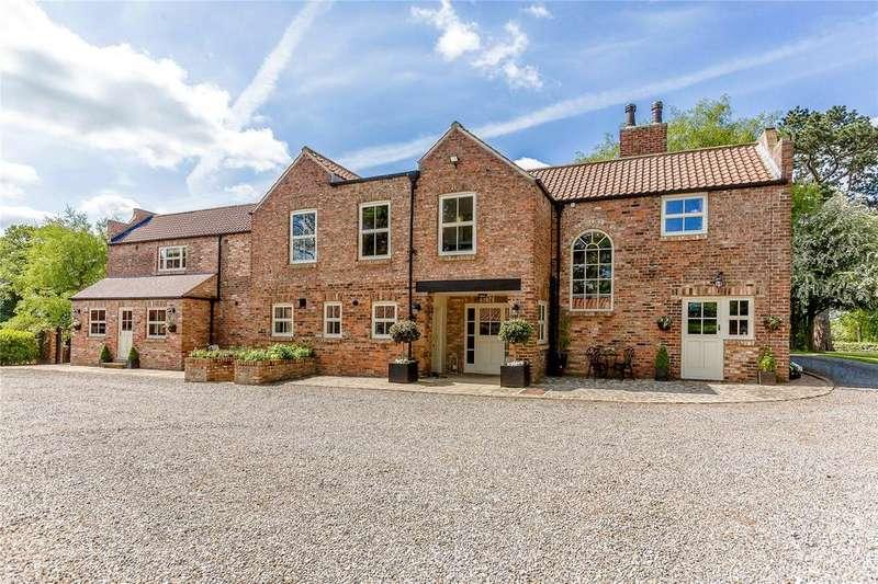 6 Bedrooms Detached House for sale in Littlethorpe Lane, Ripon, North Yorkshire