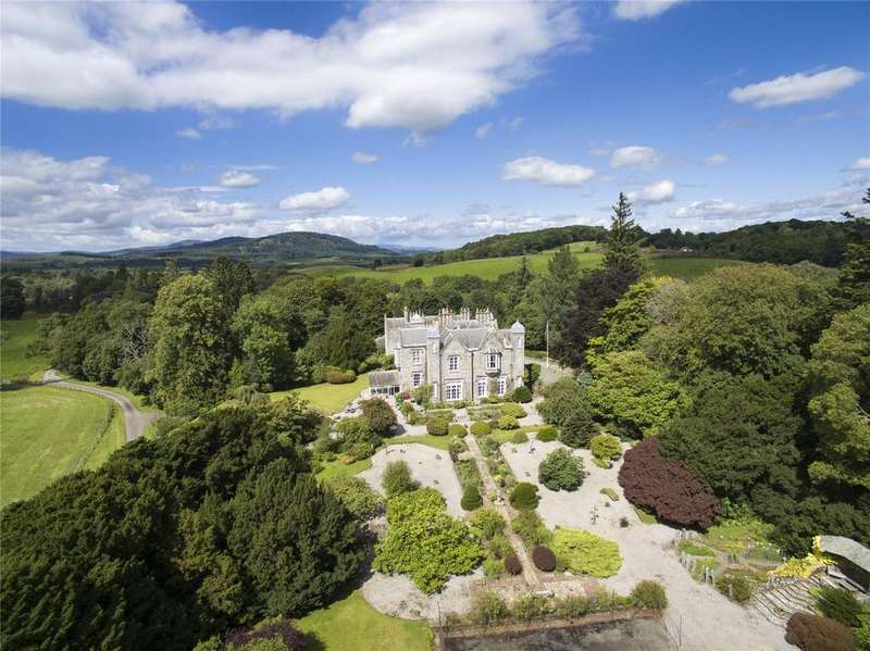 10 Bedrooms Country House Character Property for sale in Mossdale, Castle Douglas, Kirkcudbrightshire
