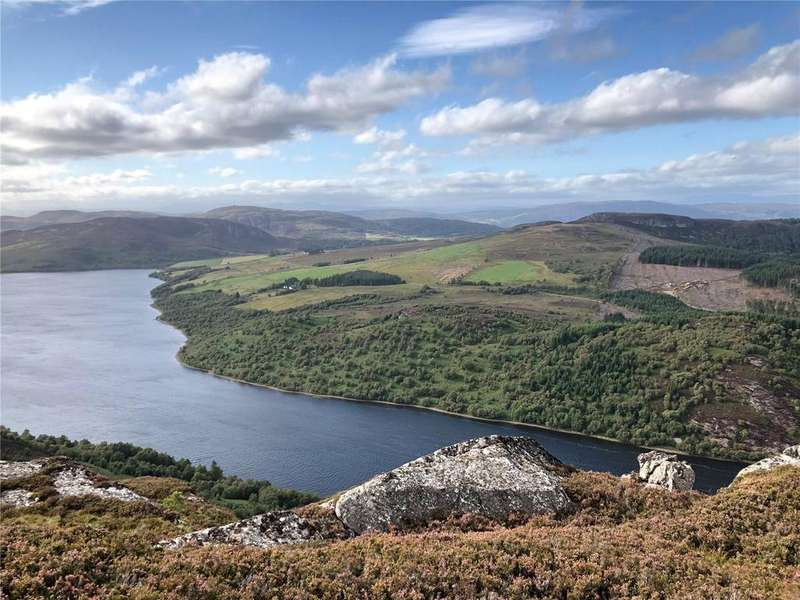 4 Bedrooms Country House Character Property for sale in Loch Ruthven, Dores, Inverness