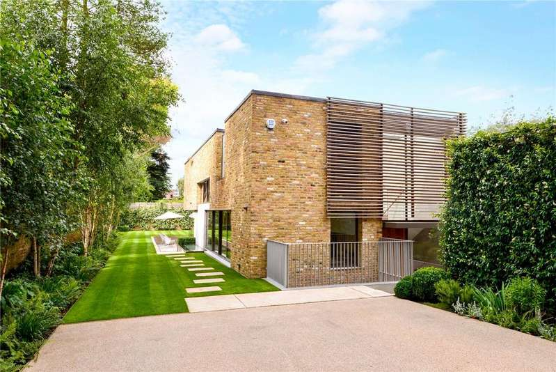5 Bedrooms Detached House for sale in Dover Park Drive, Putney, London, SW15