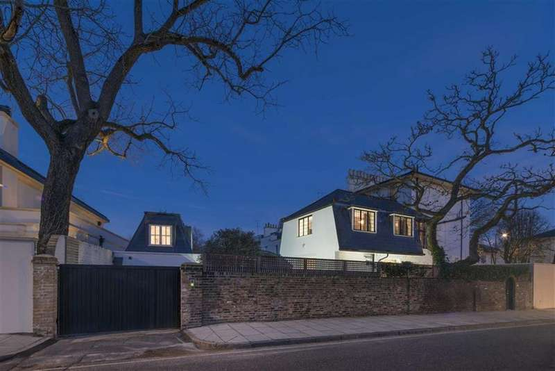 2 Bedrooms House for sale in Acacia Road, St John's Wood, London, NW8
