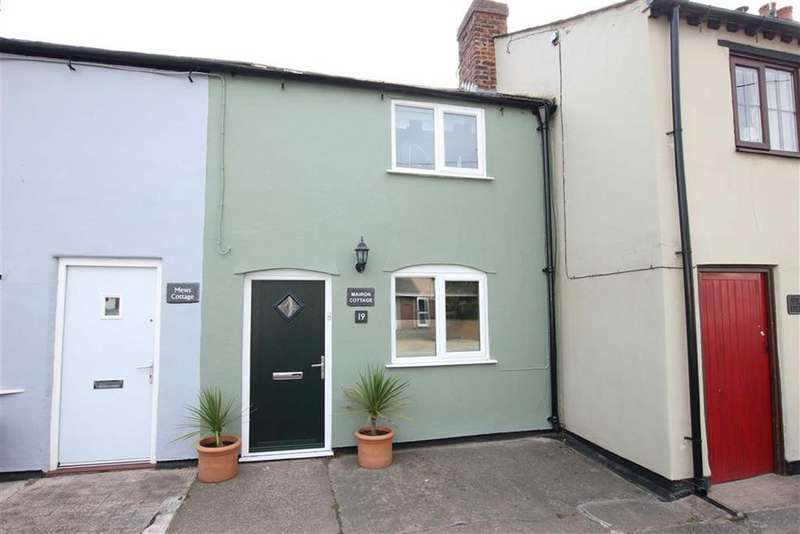 2 Bedrooms Terraced House for sale in Chester Road, Lavister, Rossett