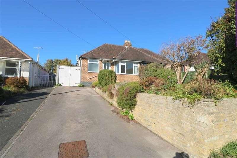 2 Bedrooms Semi Detached Bungalow for sale in Prestbury, Cheltenham