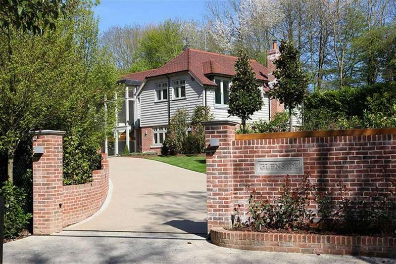5 Bedrooms Detached House for sale in Vineyards Road, Northaw, Hertfordshire