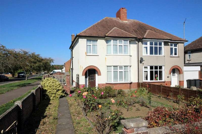 3 Bedrooms Semi Detached House for sale in Ridge Road, Kempston Rural