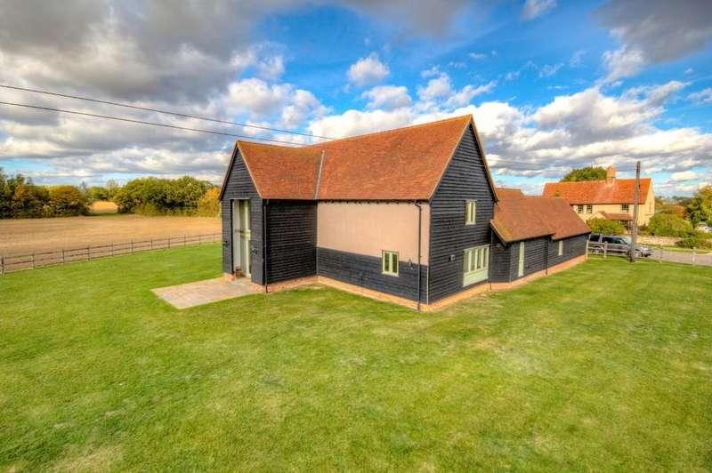 5 Bedrooms Barn Conversion Character Property for sale in Grays Lane, Wethersfield, Braintree CM7 4EL