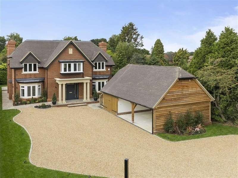 6 Bedrooms Detached House for sale in Boughton Hall Avenue, Send, GU23