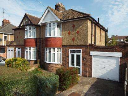 3 Bedrooms Semi Detached House for sale in Oakley Road, Luton, Bedfordshire, England