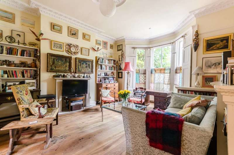 6 Bedrooms House for sale in Hungerford Road, Hillmarton Conservation Area, N7