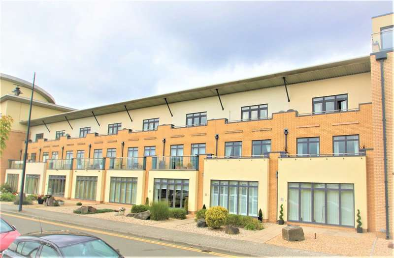 4 Bedrooms Town House for sale in Windsor Esplanade, Cardiff, CF10
