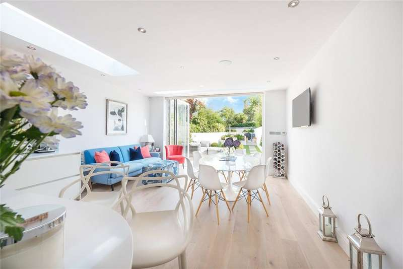 4 Bedrooms End Of Terrace House for sale in Alma Road, Tonsleys, Wandsworth, London, SW18