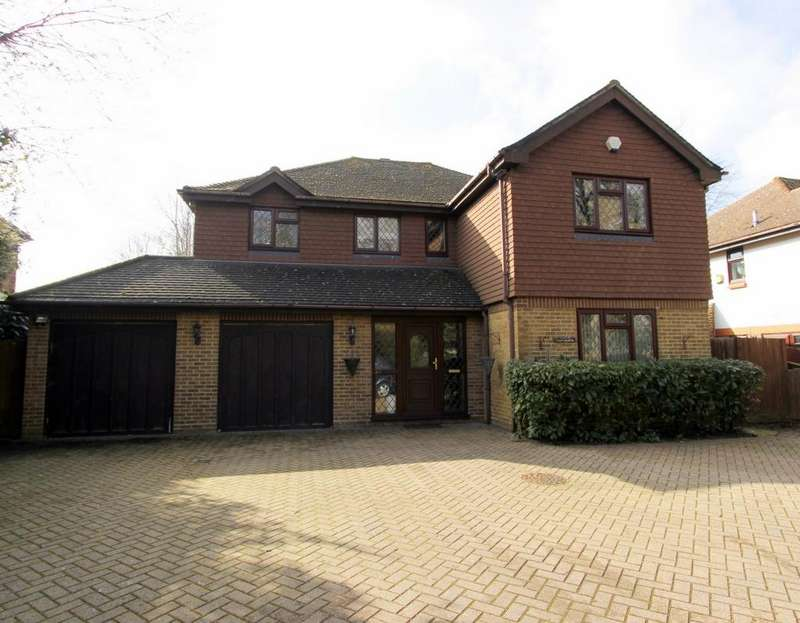 5 Bedrooms Detached House for sale in Smitham Bottom Lane, Purley, CR8