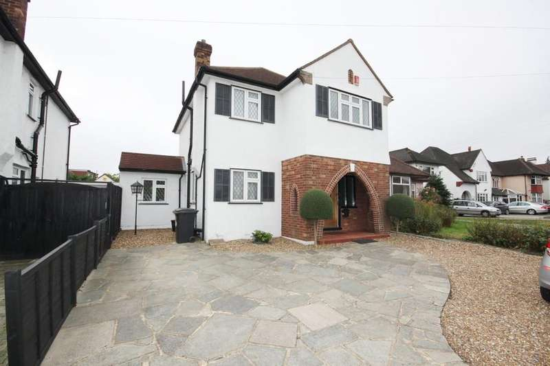 4 Bedrooms Detached House for sale in Poverest Road, Petts Wood